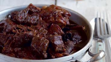 St. Kitts - Nevis Pepper Pot Recipe