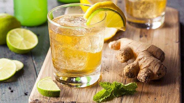 Ginger Beer Recipe - Nevis Island Christmas