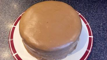 Blackberry Jam Cake Recipe - Nevis Island