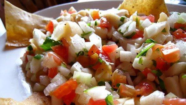 Conch Ceviche Recipe - Nevis, West Indies