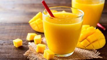 Mango Shake Recipe - Nevis Island
