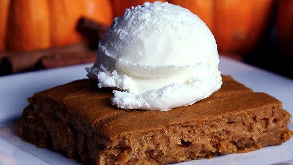 Pumpkin Pudding Recipe - The Hermitage
