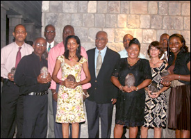 Nevis Holds 1st Hotel and Tourism Awards Ceremony