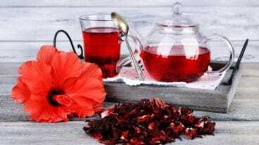 Caribbean Christmas - Sorrel Tea Recipe