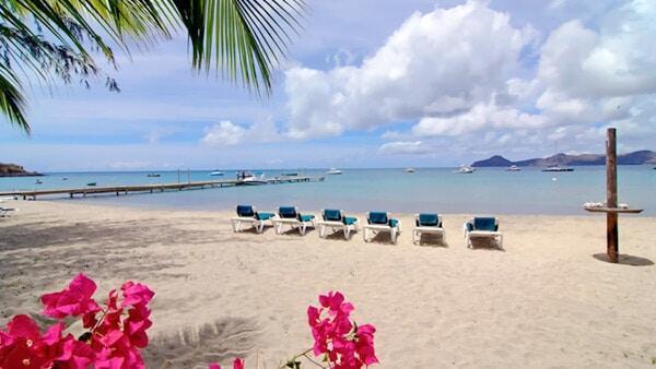 Oualie Beach Resort Hotel - Nevis