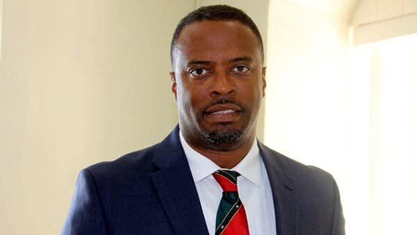 Nevis Tourism Minister - Mark Brantley