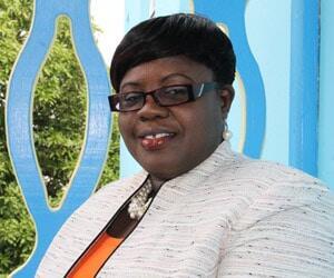 Junior Minister Hazel Brandy-Williams