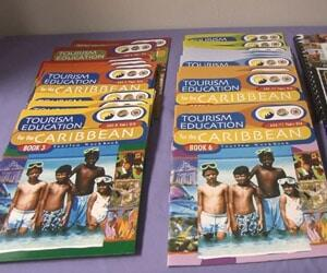 Caribbean Tourism Text Books