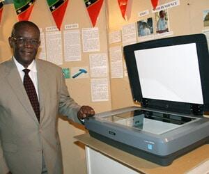 Ambassador Hull With Epson Scanner