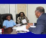 Nevis Student Presents Water Desalination Proposal