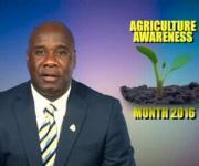 Nevis Ag Minister Opens Agriculture Awareness Month 2016