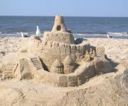 Sand Sculpting Set For International Family Day