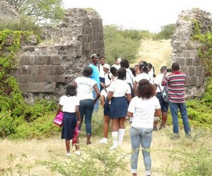 Fort Charles Ruins
