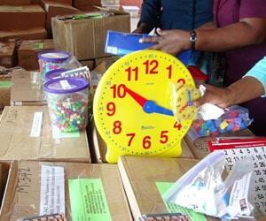 Teaching Materials Donations