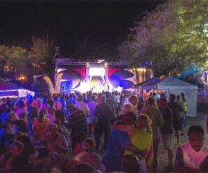Nevis Blues Festival 2015