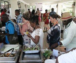 Nevis Restaurant Week 2016