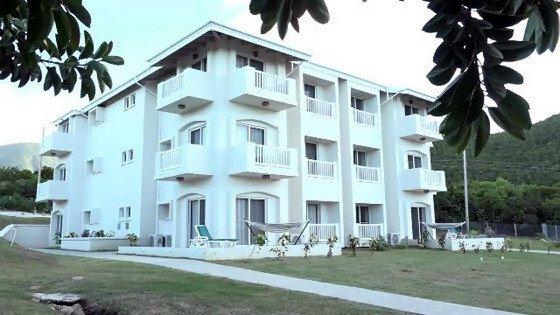 Mount Nevis Hotel Block