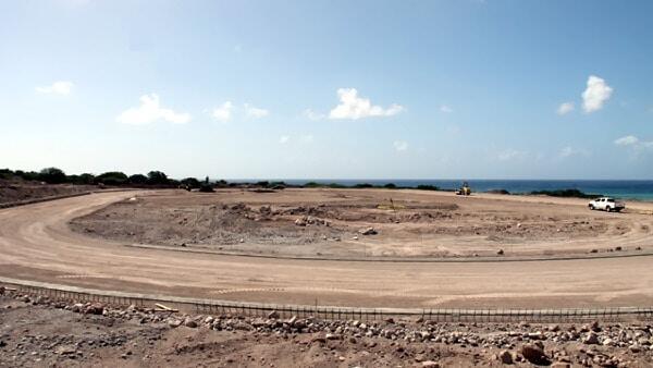 Mondo Athletic Track Nevis