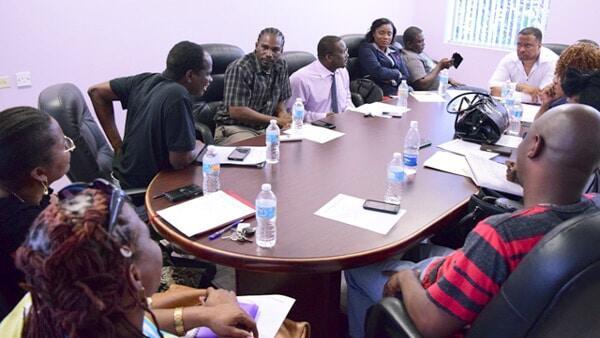Nevis Culturama 2017 Meeting