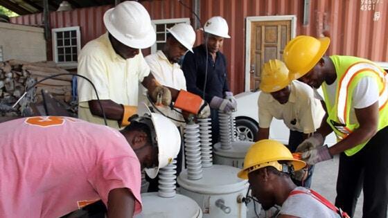 Nevis Linesman Wiring Transformers
