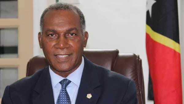 Vance Amory - Nevis Premier