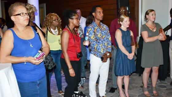 Nevis Romance Travel Symposium Participants