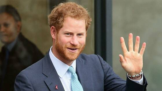 Prince Harry To Visit Nevis