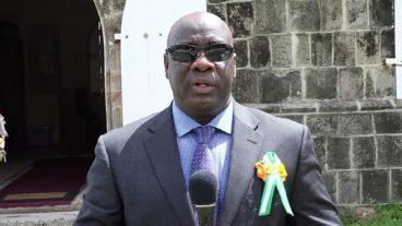 Nevis Public Utilities Minister - Alexis Jeffers