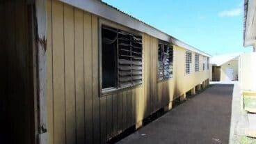 Charlestown Secondary School Fire