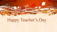 Nevis Observes World Teacher's Day 2017