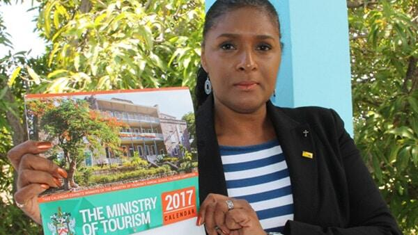 Ministry of Tourism Calendar From 2017