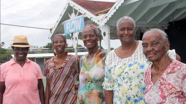 Miss Nevis Seniors Pageant 2017