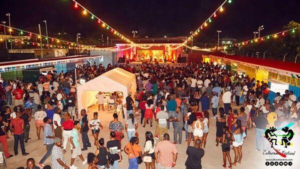 Nevis Cultural Village In Charlestown