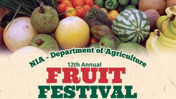 Nevis Fruit Festival 2017