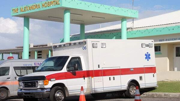 Nevis Now Has Four Ambulances