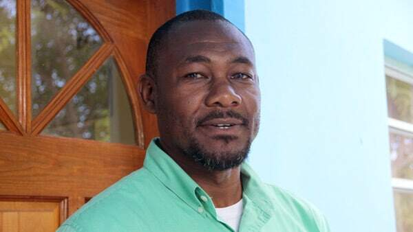 Brian Dyer -Nevis Disaster Management Director