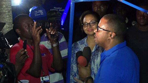 Nevis' New Premier - Mark Brantley
