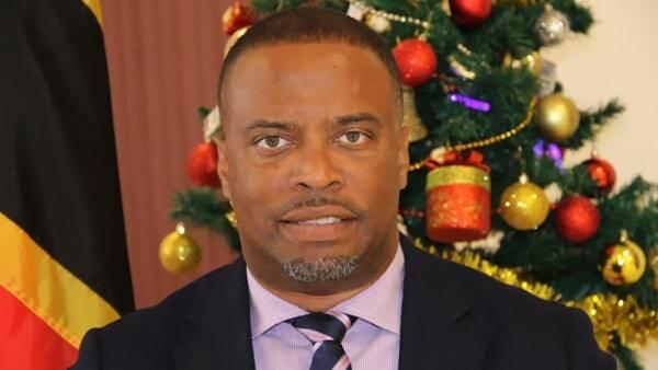 Nevis Premier - Mark Brantley - Christmas 2017