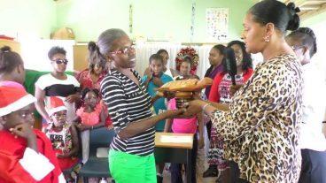 Nevis Tourism Calendar Contest Winner