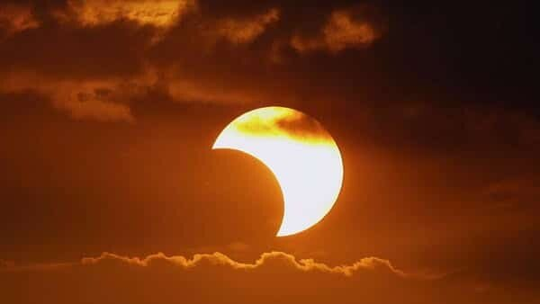 A Partial Solar Eclipse Will Be Seen From Nevis