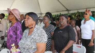 Paying Tribute To The MV Christena Victims