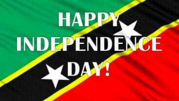 St. Kitts - Nevis Independence Day 2020