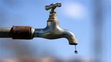 Nevis Water Shortage - 2017