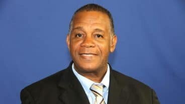 Nevis Sports Minister - Eric Evelyn