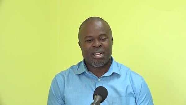 Greg Phillip CEO Nevis Tourism Authority