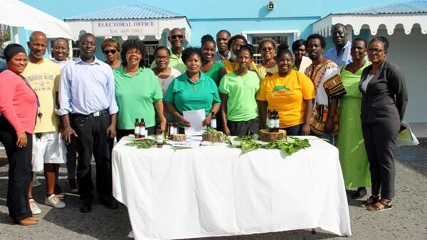 Essential Oils Workshop On Nevis