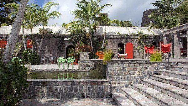 Nevis Hotel - Golden Rock Inn