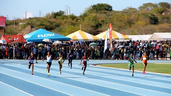 Mondo Track - Nevis Sports Complex