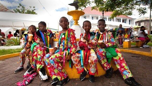 Nevis Culturama 2018
