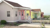 Cedar View Housing Development Officially Opens